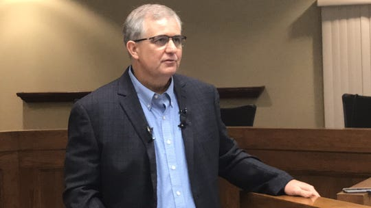 Abilene ISD Superintendent David Young