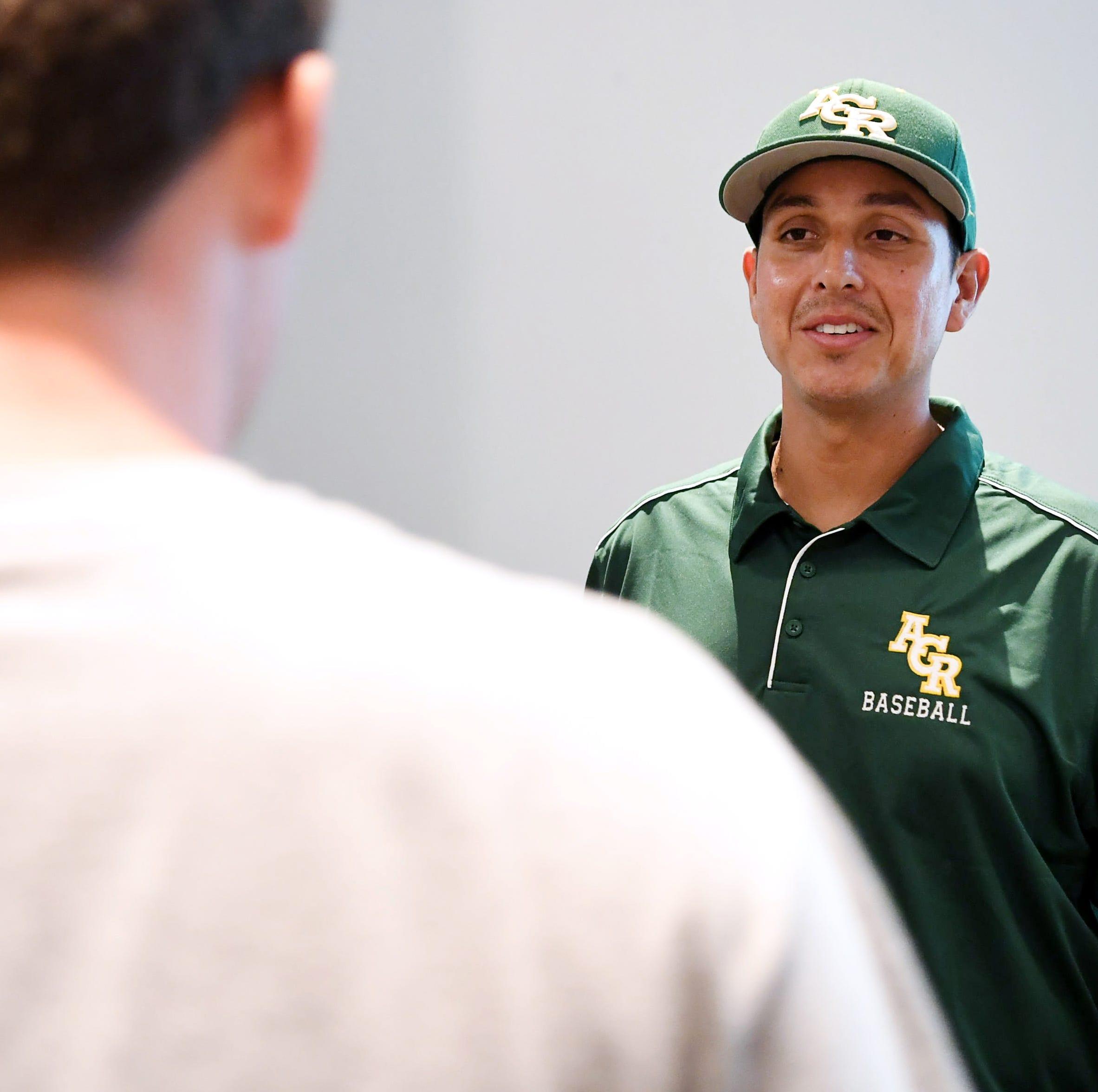 Reynolds hires new baseball coach