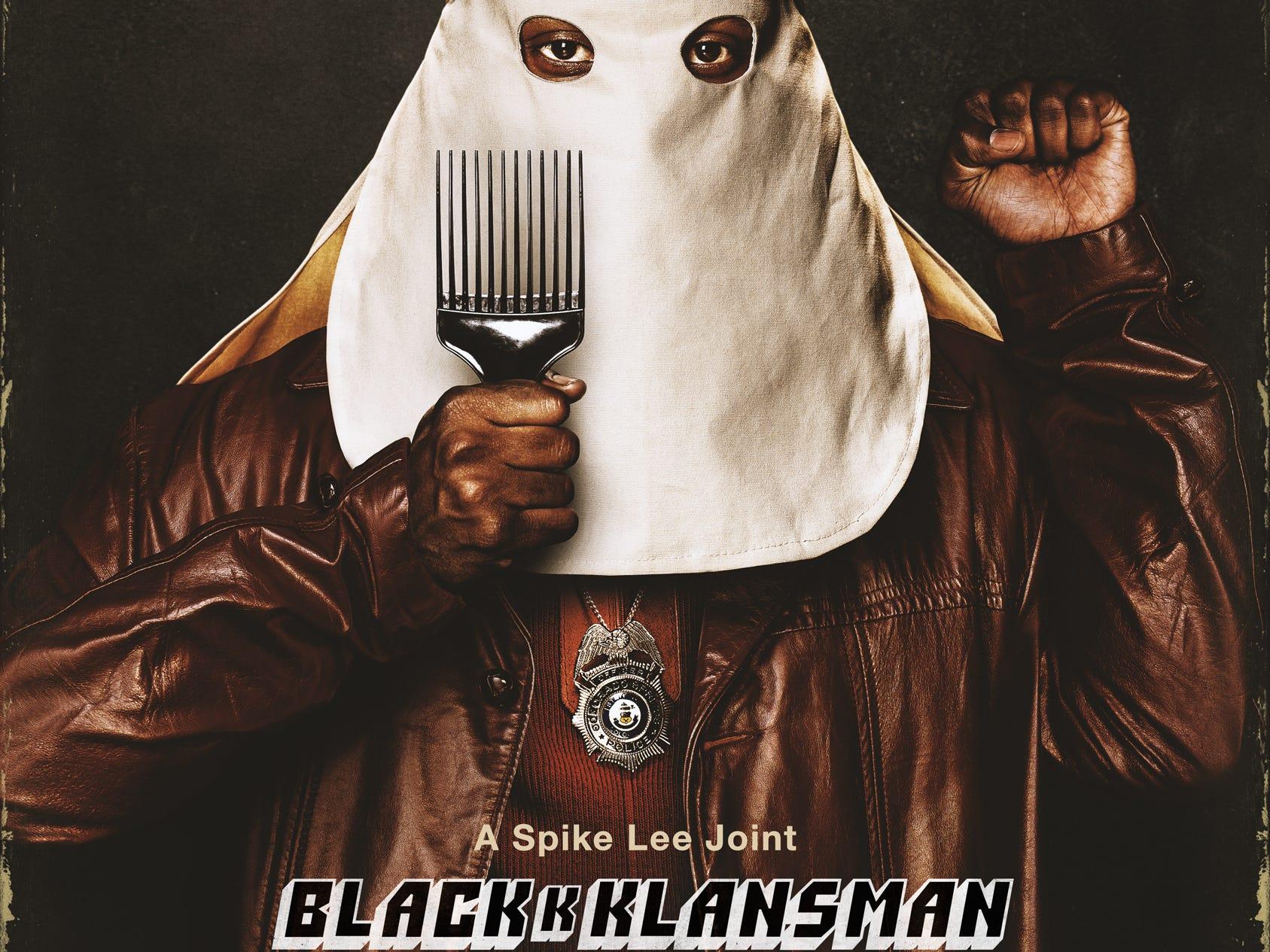 "Join the Asheville Movie Guys for a movie screening of Spike Lee's ""BlacKkKlansman."""