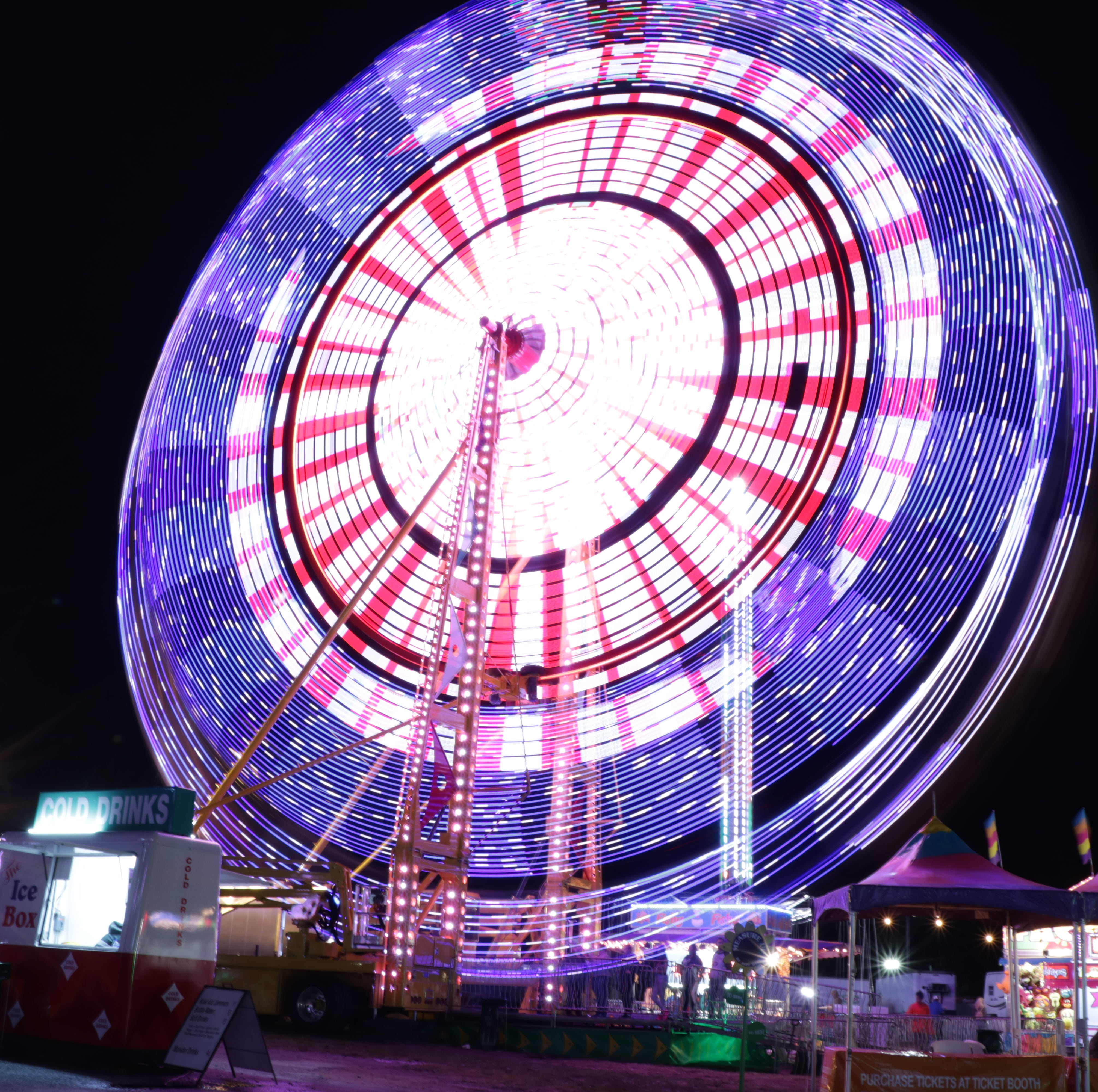 Italian bobsleds and vintage carousels: A preview of NC Mountain State Fair's rides