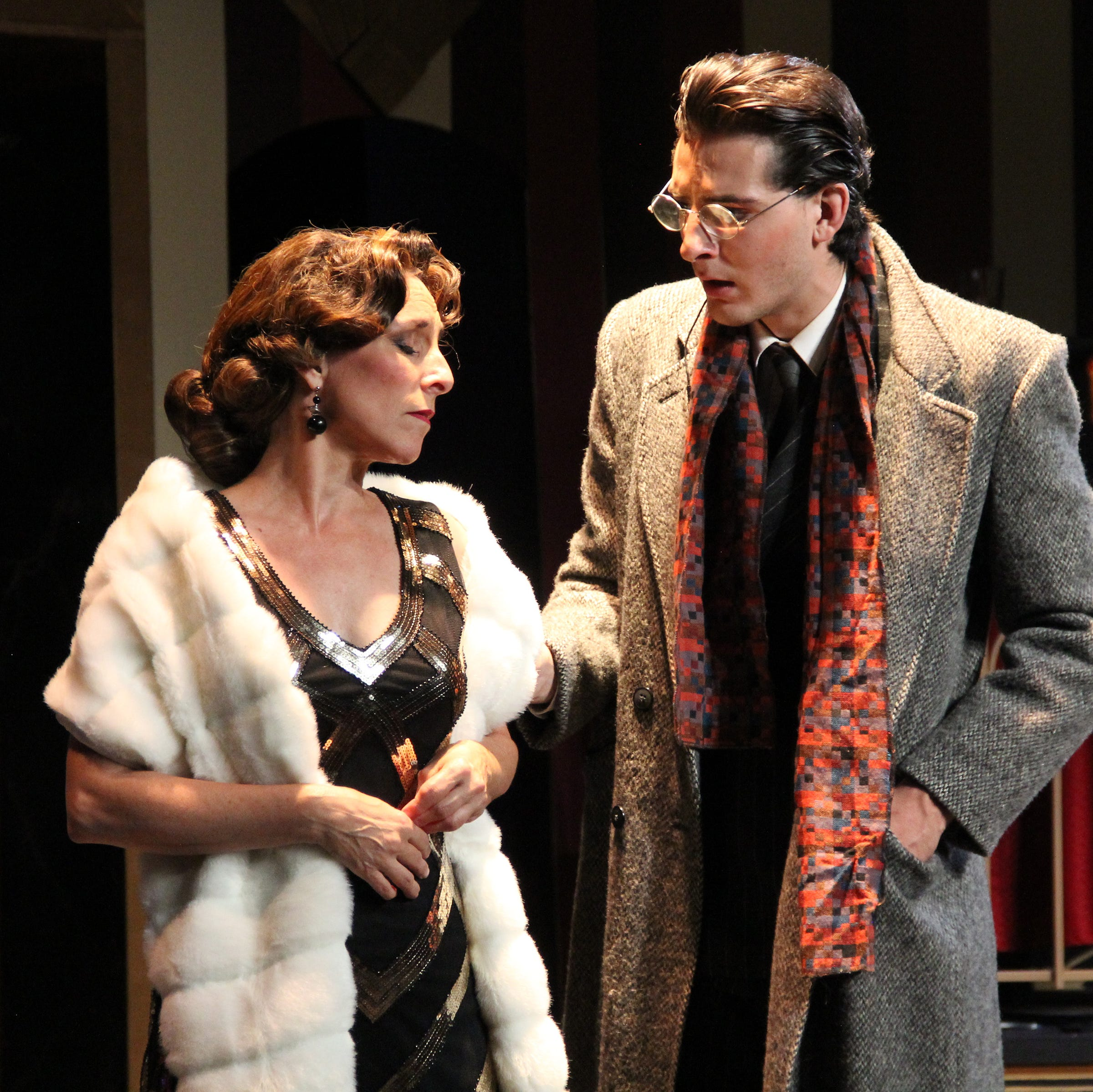 Review: Barn Theatre's 'Bullets Over Broadway' misbehaves in sidesplitting ways