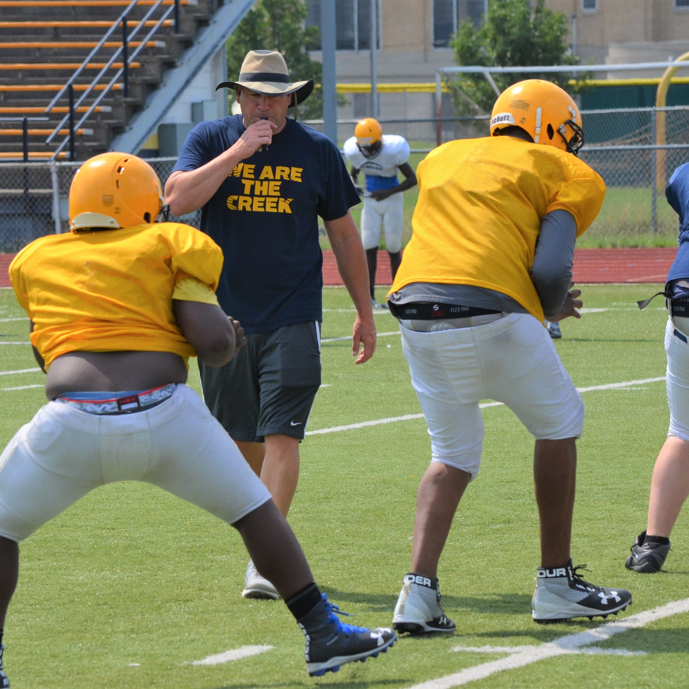 EARLY LOOK - 5 Story Lines for 2018 Battle Creek Central football season