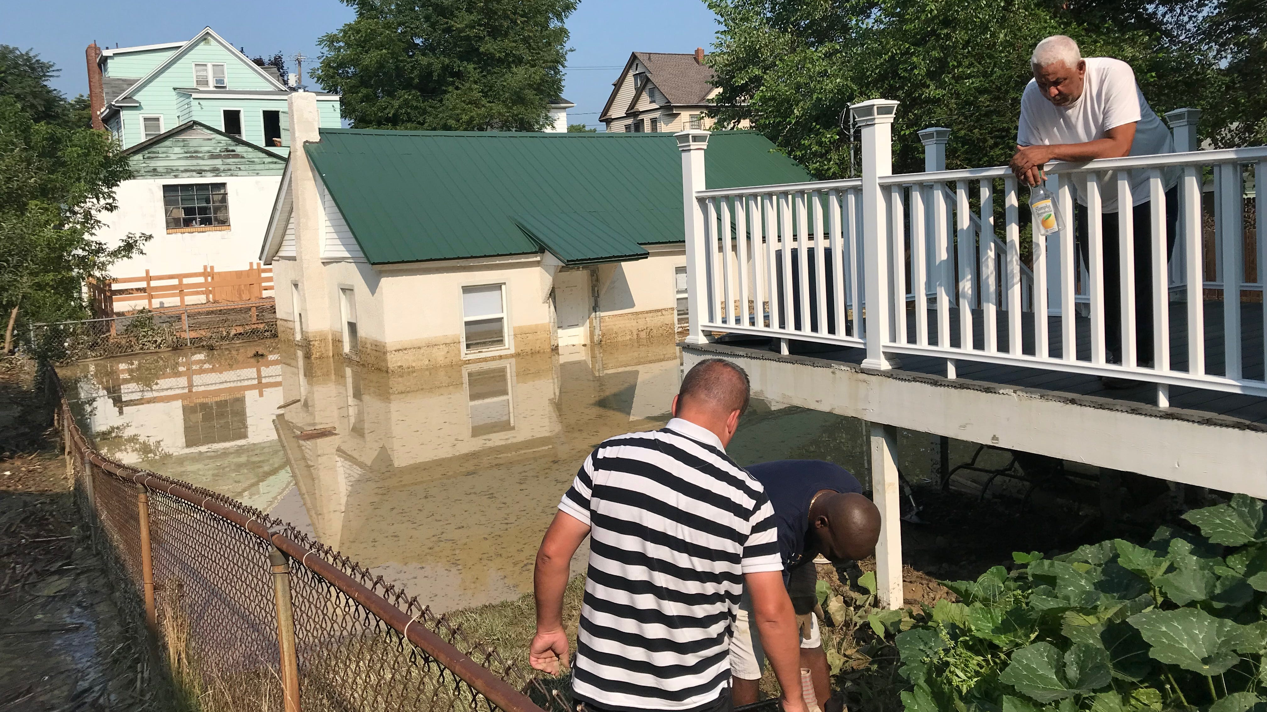 Flood Cleanup: The latest on State of Emergency, road closures and water levels