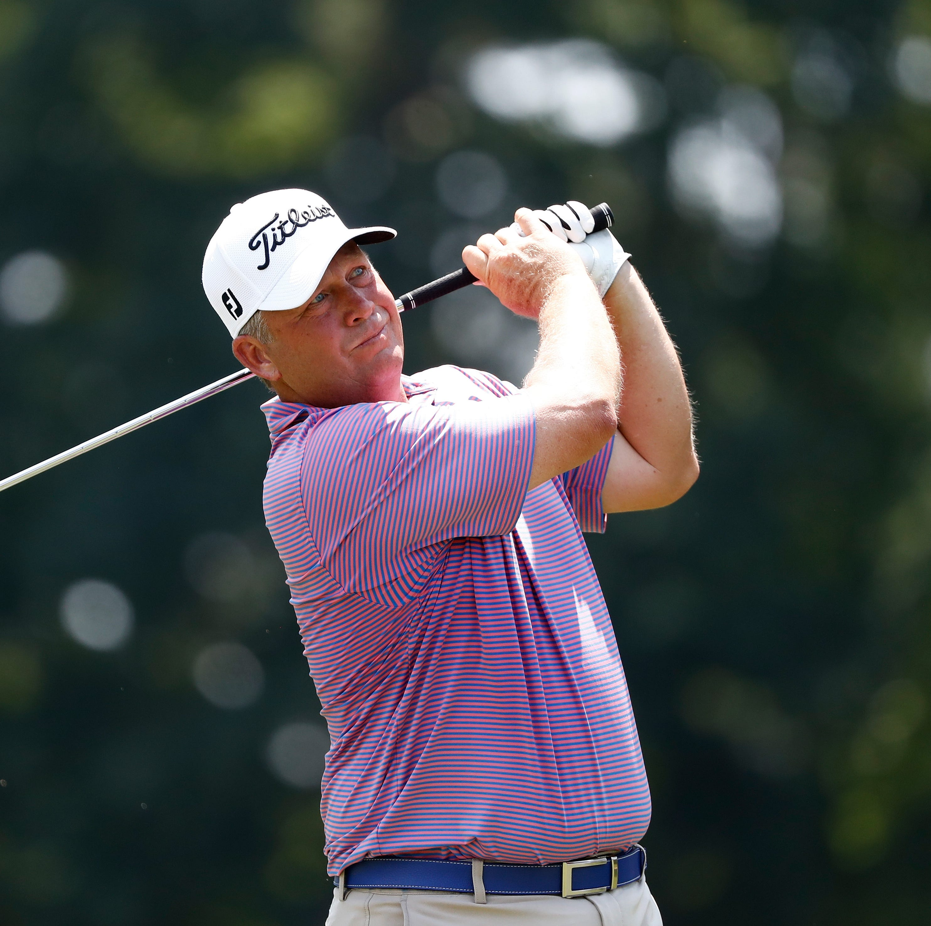 Dudley Hart, native New Yorker, debuts as senior at Dick's Sporting Goods Open