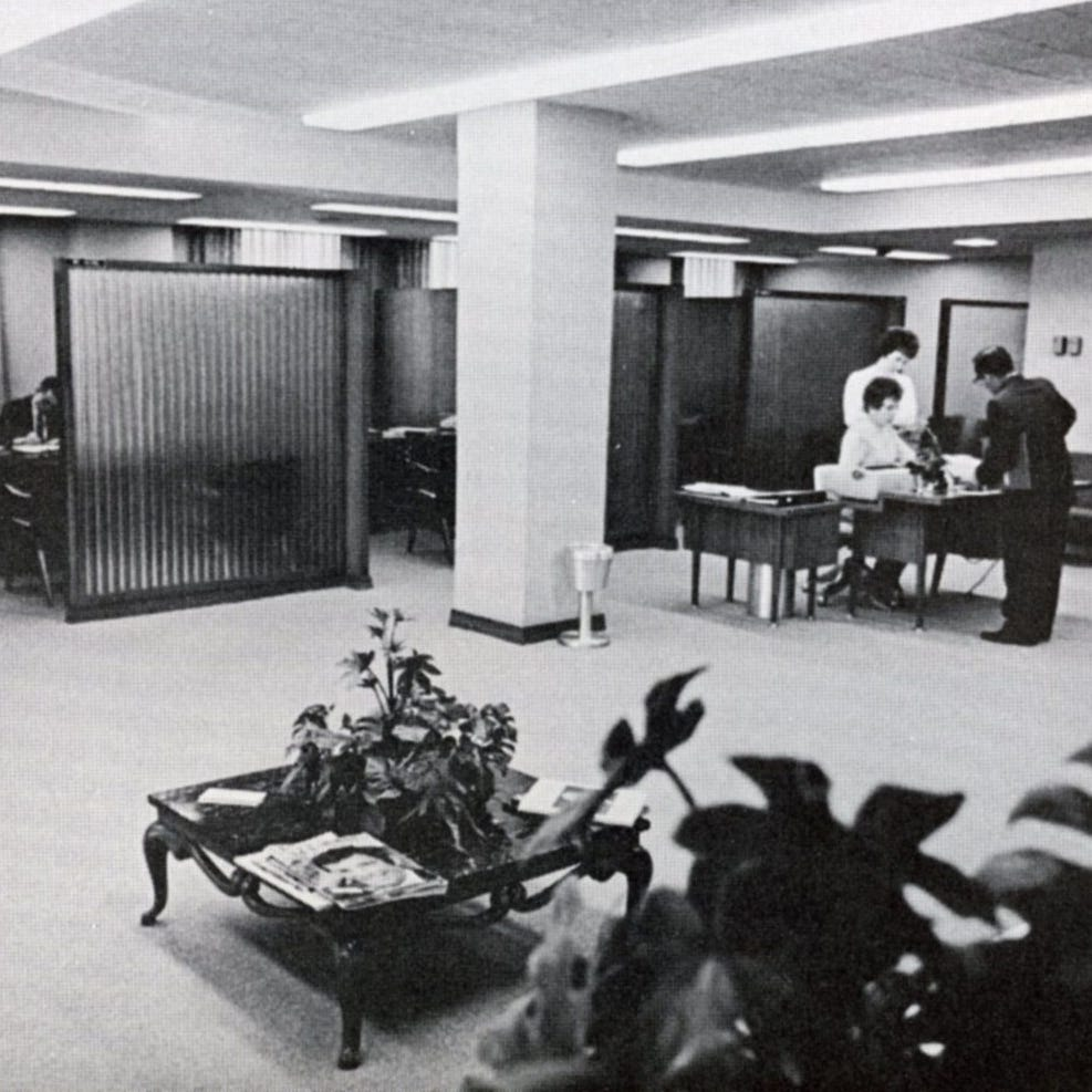 Spanning Time: End of World War II brought a new look in Binghamton banking