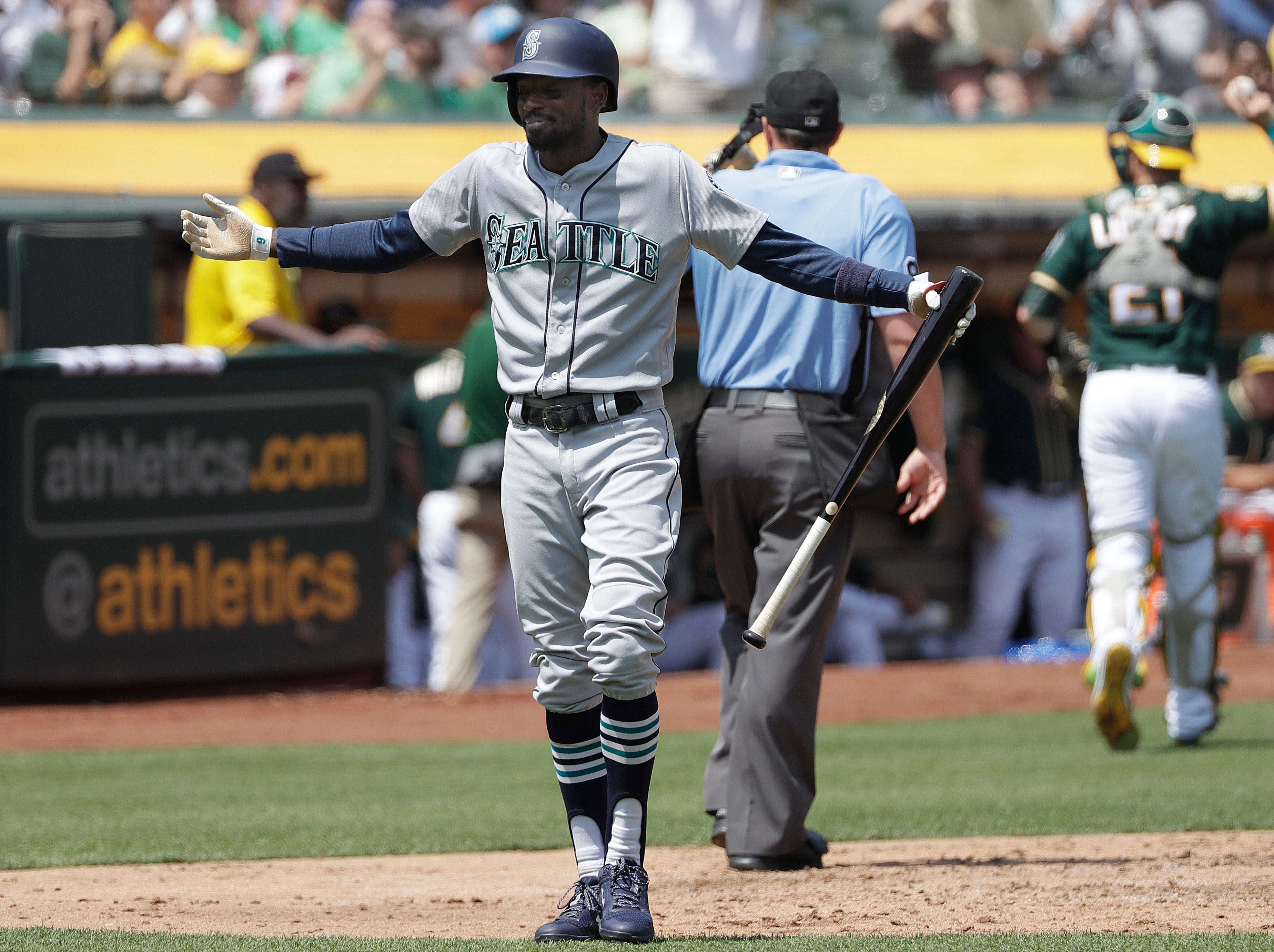It's been a strange season for the Seattle Mariners and Dee Gordon, who now hits ninth in the order.