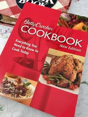 """The Betty Crocker Cookbook"" has been a favorite since 1950."