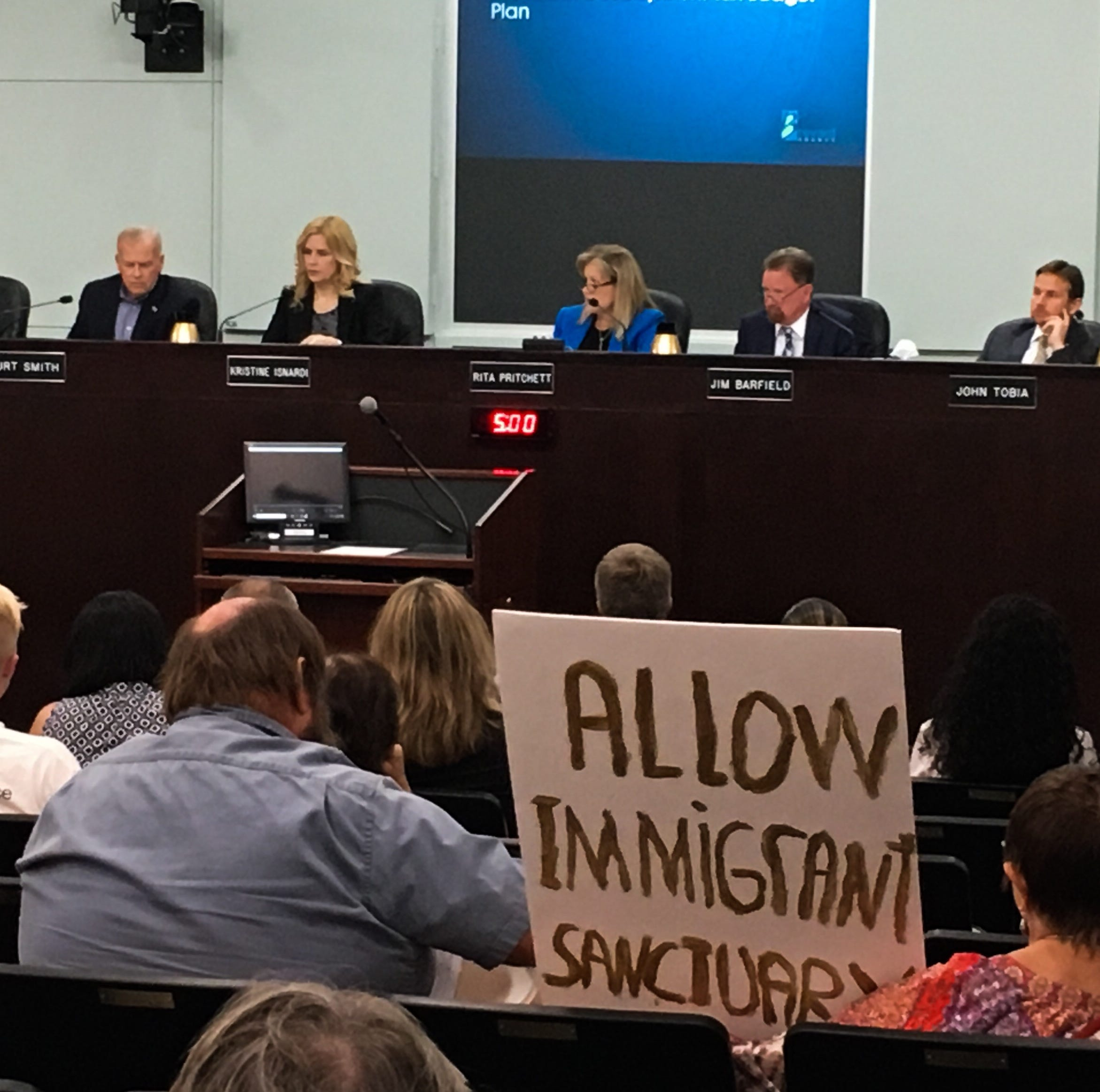 Our view: Brevard County anti-'sanctuary' resolution useless election-year theater
