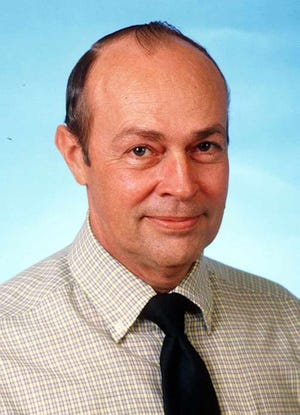 Longtime FLORIDA TODAY journalist Ralph Bates, pictured in 1996 as a member of the paper's editorial board, died Aug. 8 at age 78.