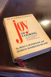 """Joy of Cooking,"" another favorite, was first published in 1936."