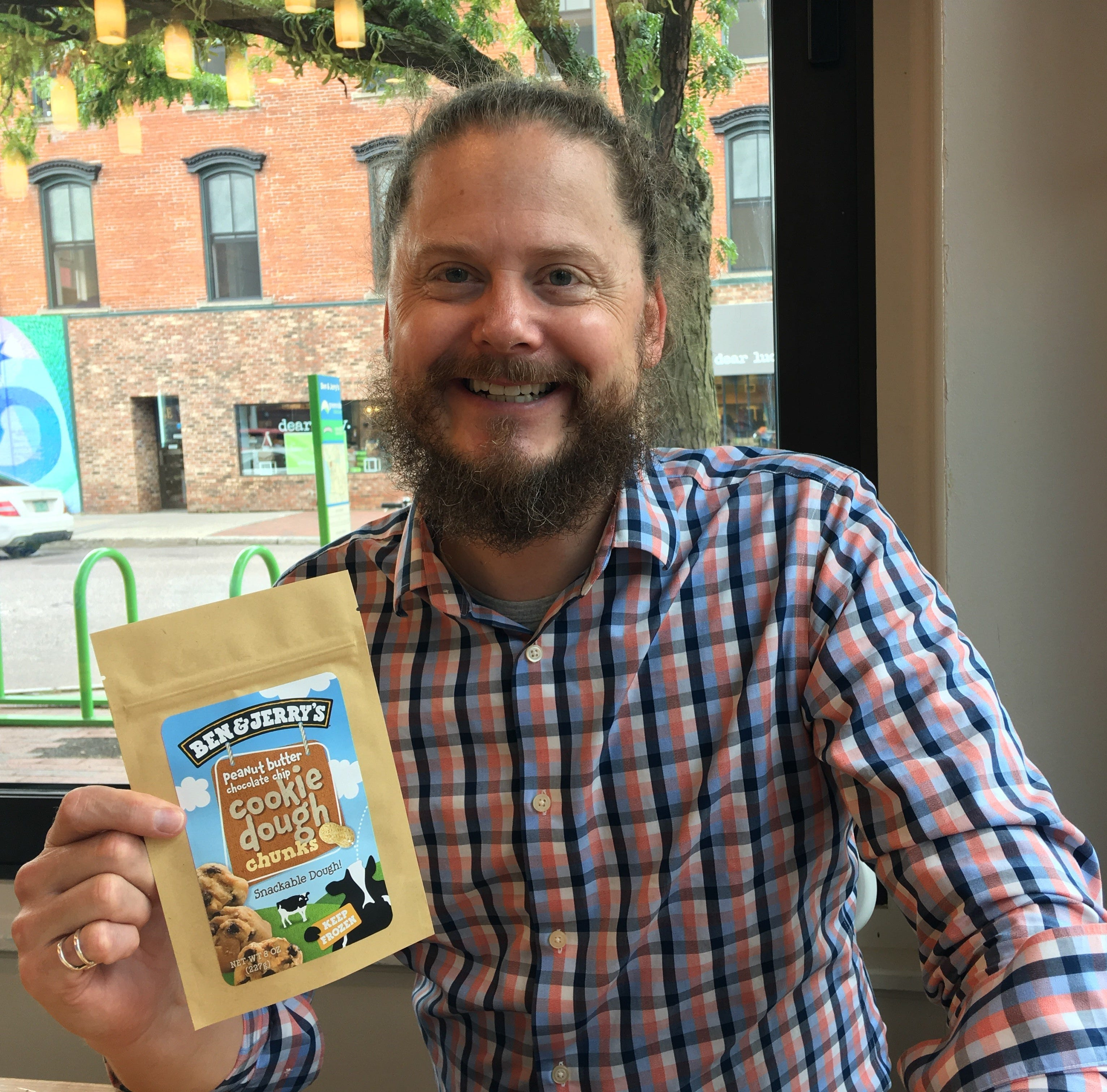 New CEO takes over at Ben & Jerry's