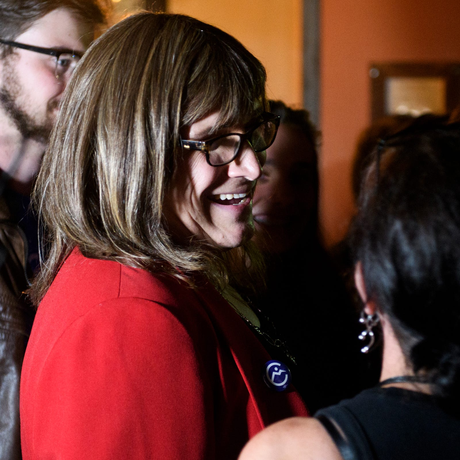 First transgender nominee for governor: What you need to know about Christine Hallquist