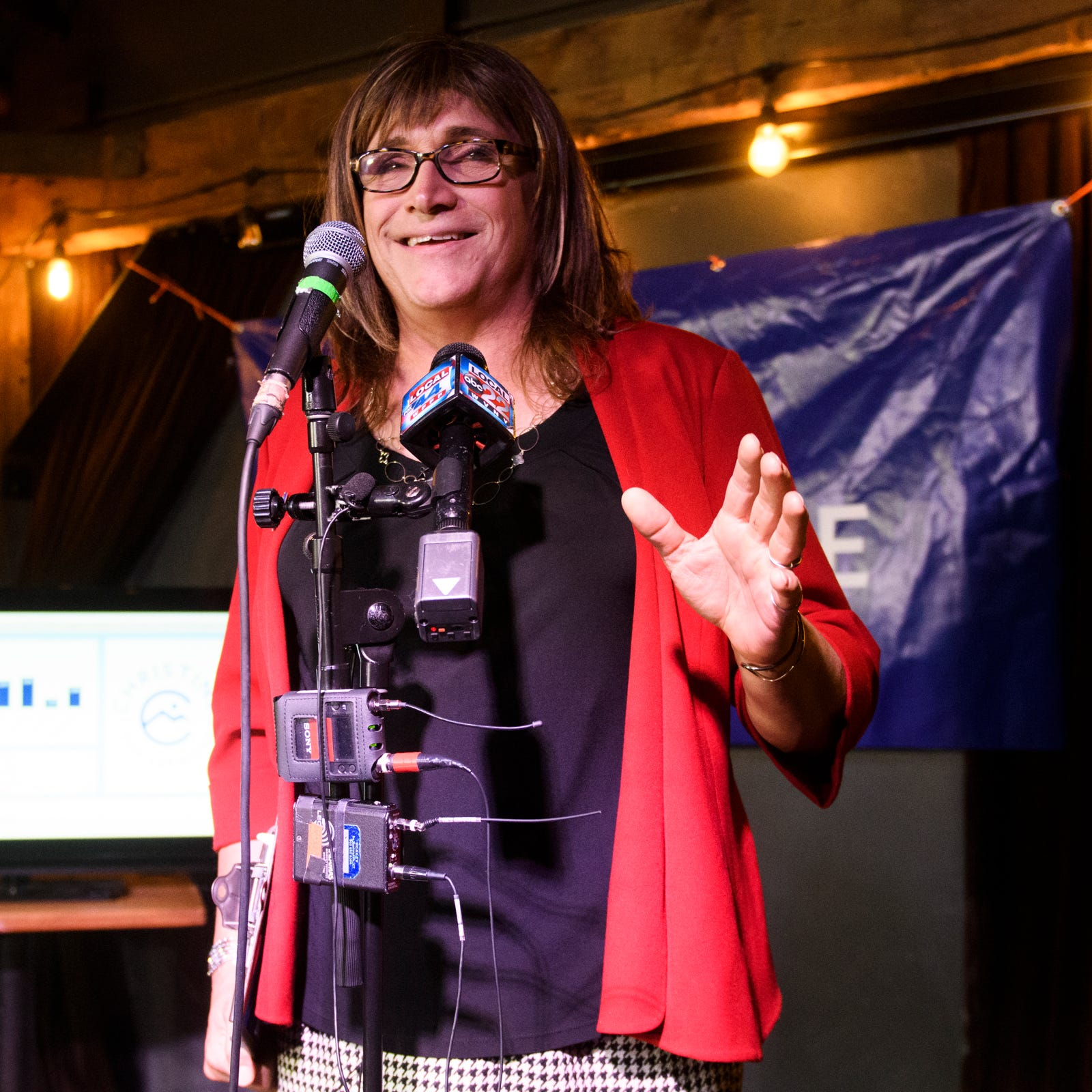 Christine Hallquist: An inclusive candidate and a 'policy wonk'