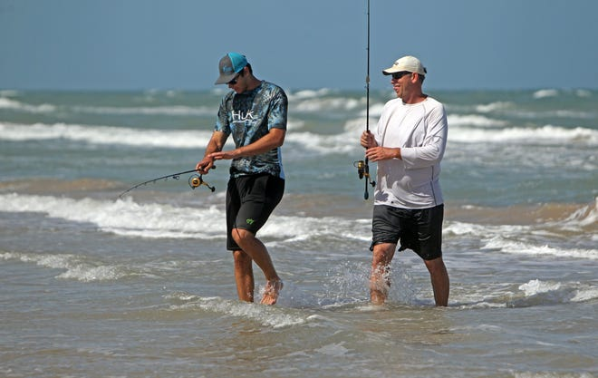A father-son fishing tradition was born long before Steve McGhee and his son Luke discovered Padre Island National Seashore.