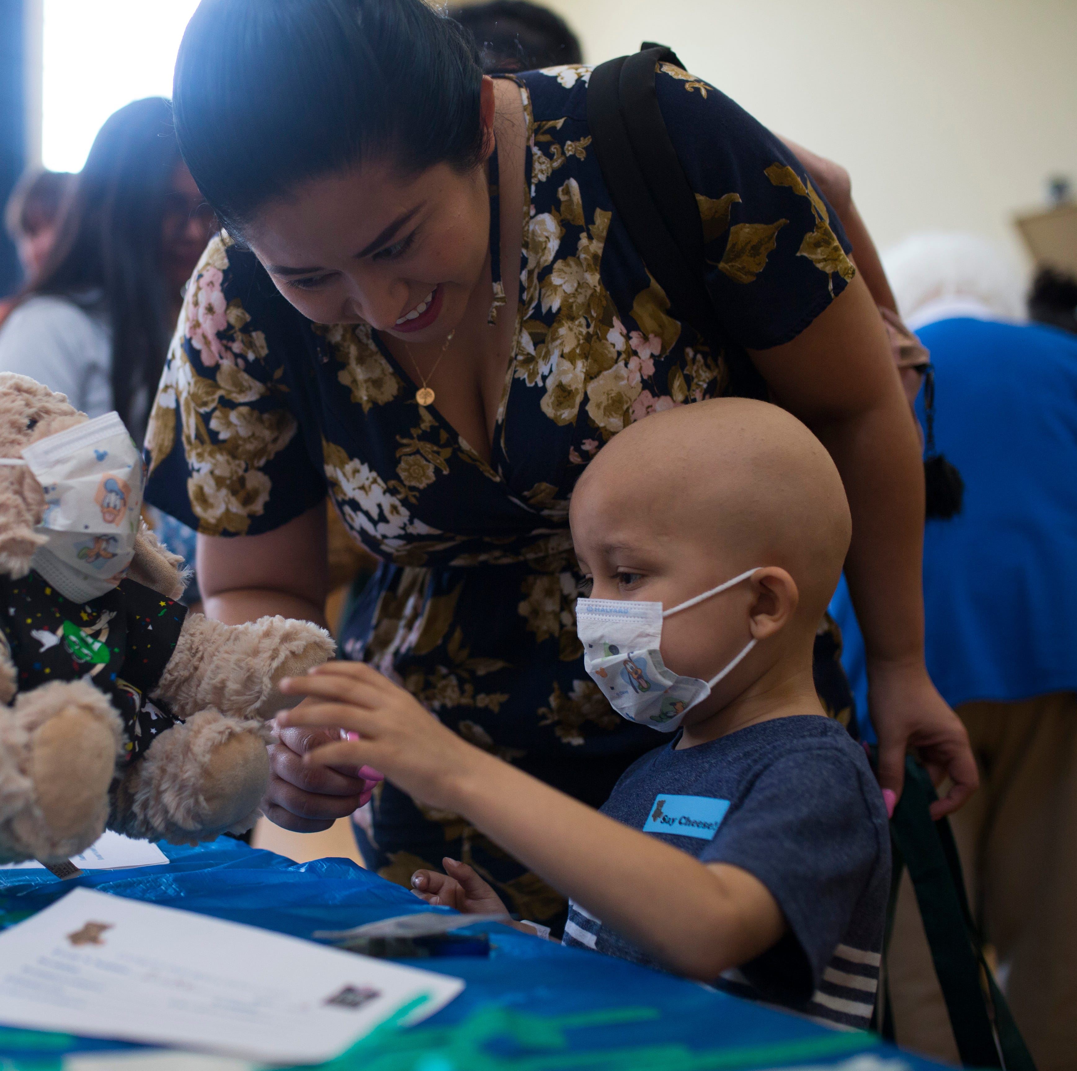 At Teddy Bear Hospital, children become the doctors