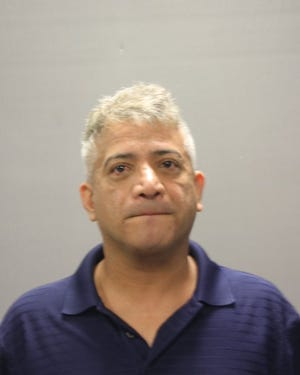 Jesus Baez, of Sicklerville, is charged with luring.