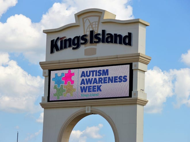 Kings Island is gearing up for big announcement on Thursday, Aug. 16.