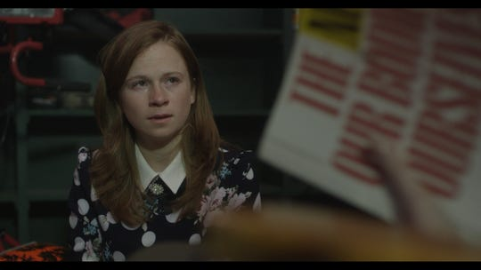 """Juliet Brett plays Shani in writer/director Pearl Gluck's """"Summer,"""" about the sexual awakening of two girls at a Hasidic summer camp. The film will be screened as part of a program called """"Growing Pain Shorts"""" at noon August 25 at the Mini Microcinema 1329 Main St., Over-the-Rhine."""