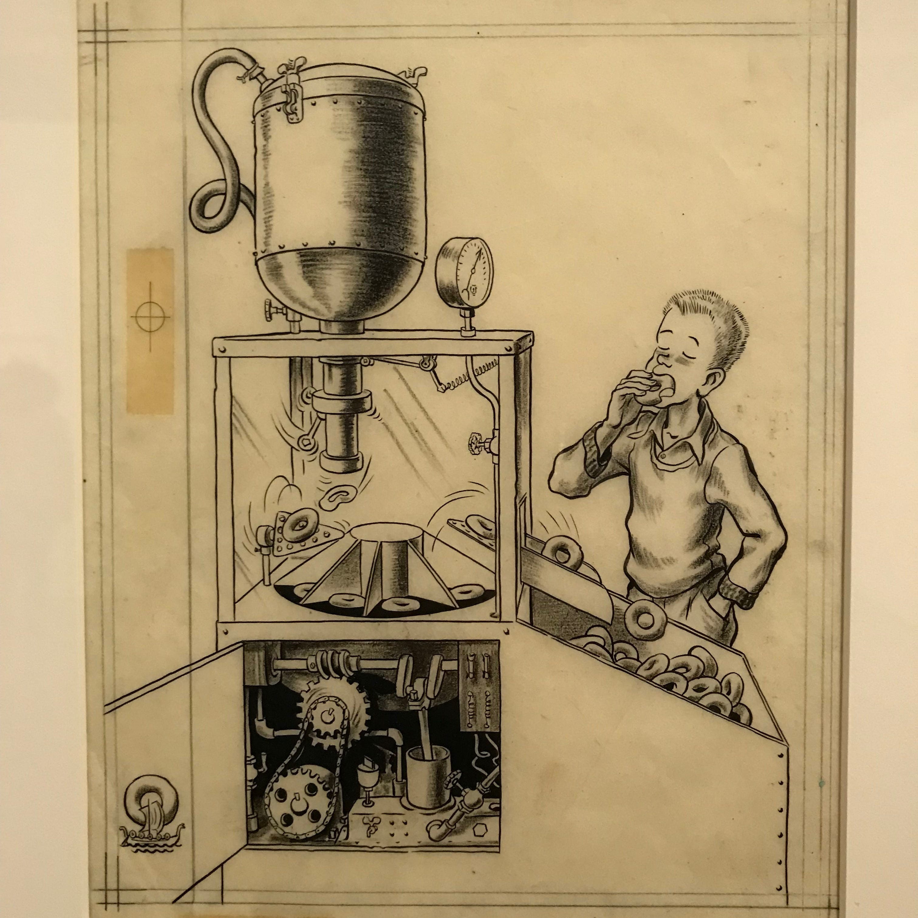 Our history: Robert McCloskey's 'Ducklings' illustrations at art museum