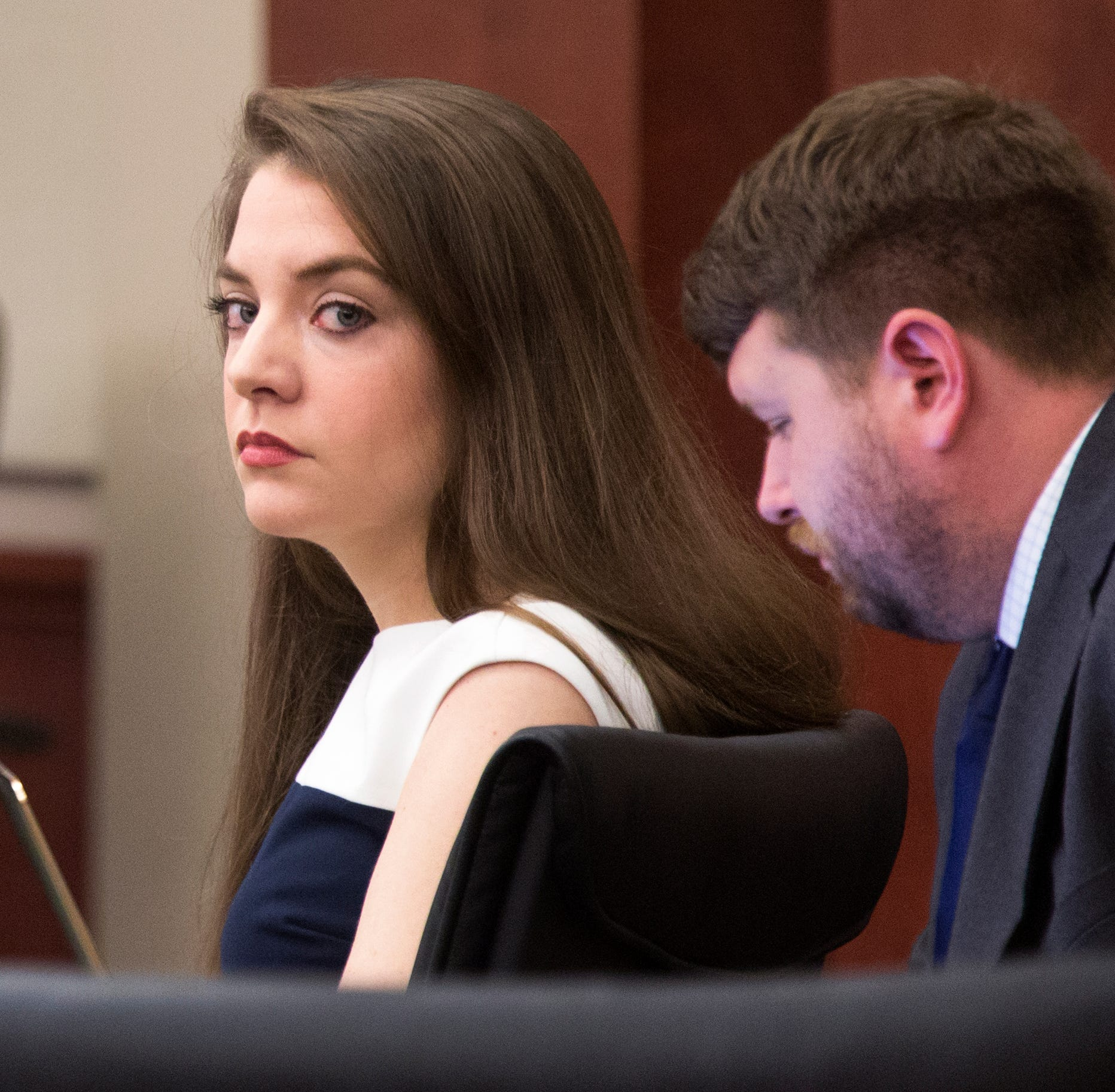 Shayna Hubers retrial: Ryan Poston's blood found on Hubers' shirt, expert testifies