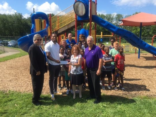 A new pilot program started by the Township of Edison allowed sixteen kids to attend YMCA's Oakcrest Camp, located on Inman Avenue in Edison.