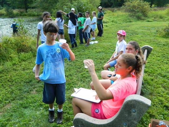"""Middlesex County students in grades 3 through 6 can register for """"Eco-Ventures at the EARTH Center."""""""
