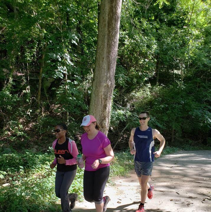 Parkrun weekly 5K opening at Colonial Park on Aug. 18