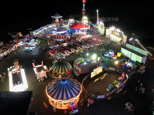 The 2018 Rotary Fair runs through Sunday, Aug. 19,at the Hillsborough Promenade (adjacent to the Lowes parking lot) off Route 206, in Hillsborough.