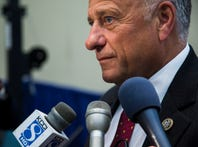 Political firestorm encircling Iowa's Rep. Steve King rages on days before the election