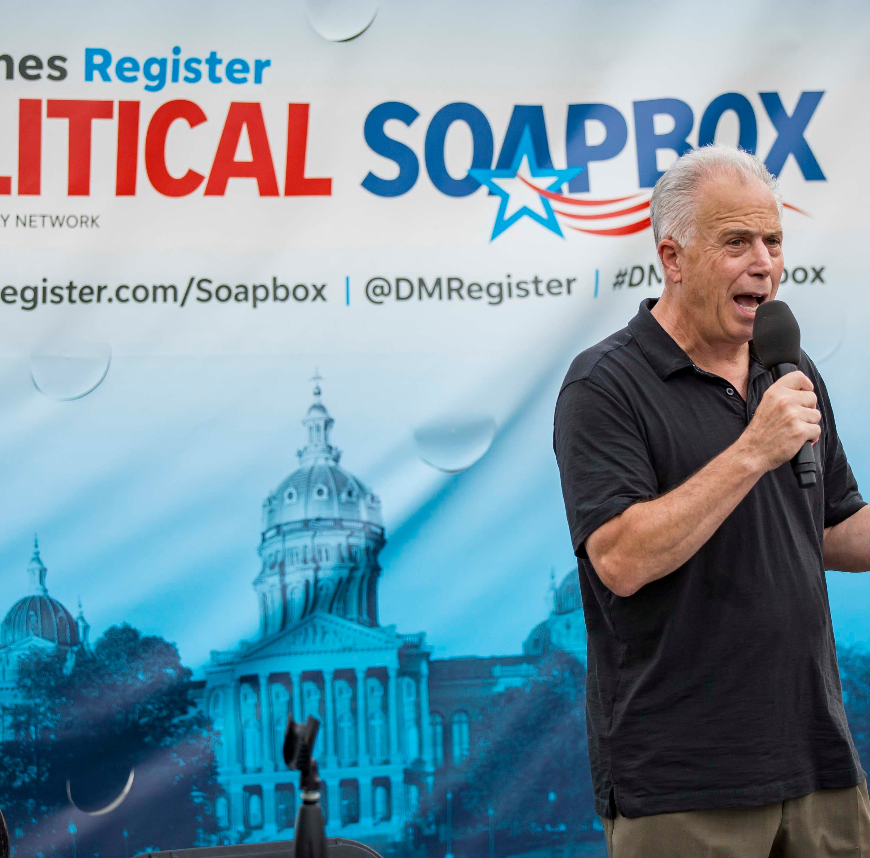 Register Soapbox: Independent in 3rd District says he stands 'shoulder-to-shoulder' with Trump
