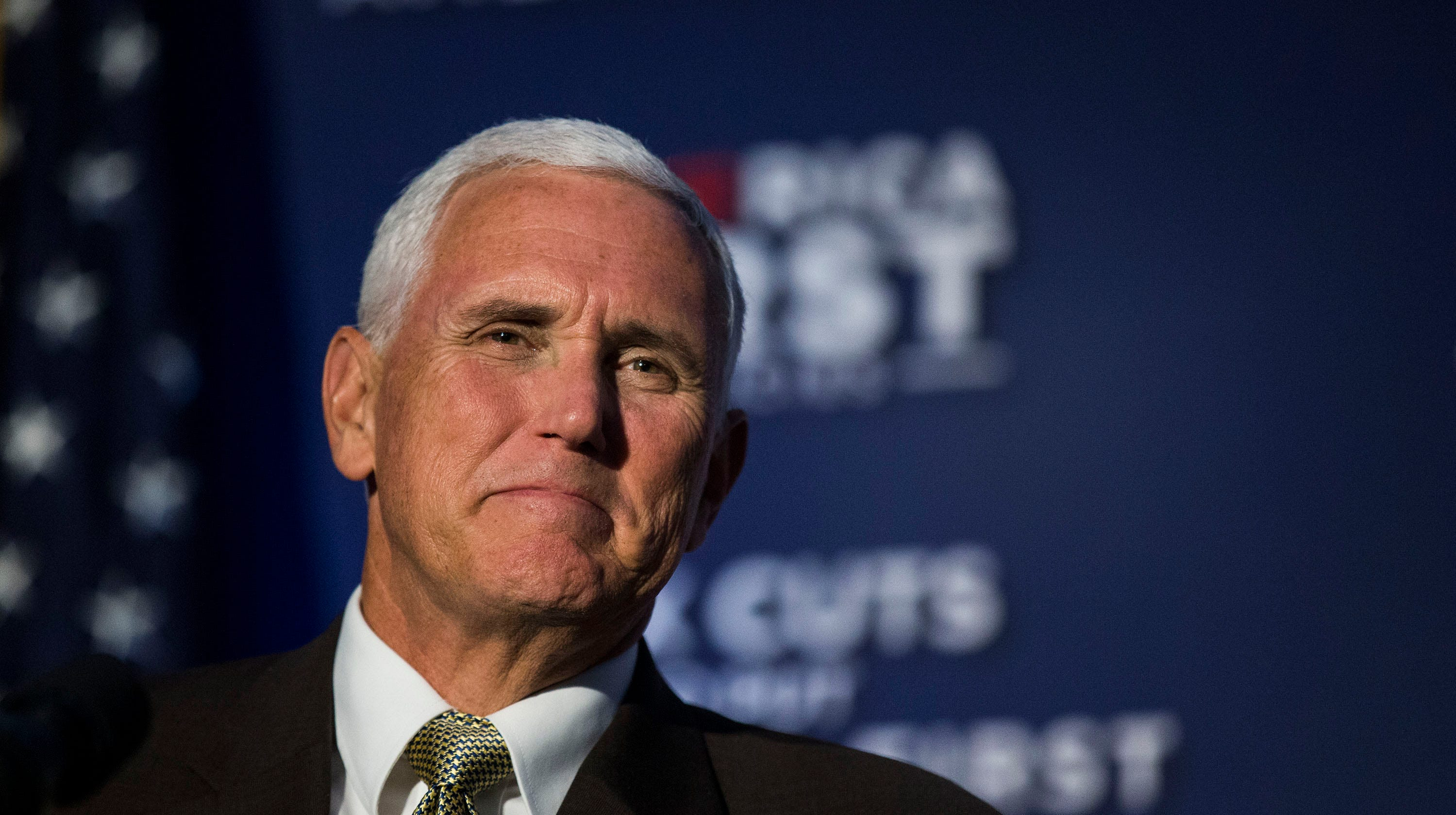 Mike Pence, who met with family of Mollie Tibbetts in Iowa: 'You're on the hearts of every American'