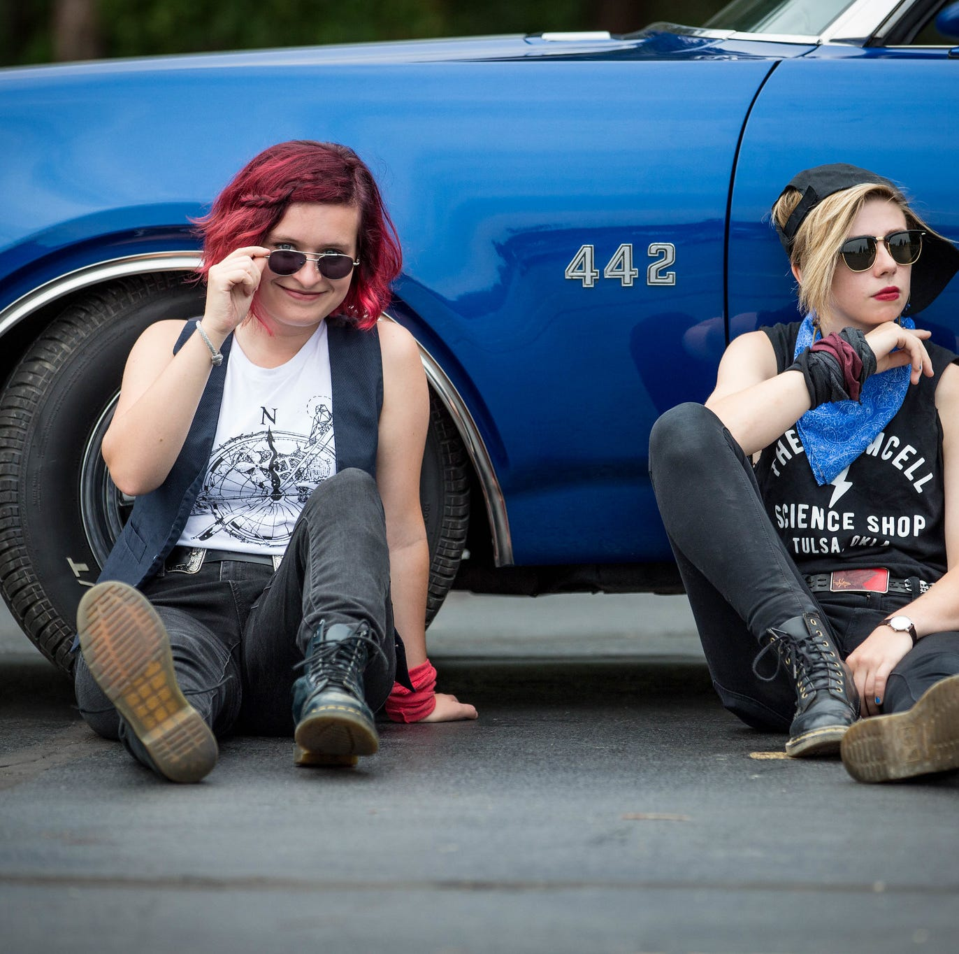 The Accidentals aim to flex their rock muscles at new Detroit festival