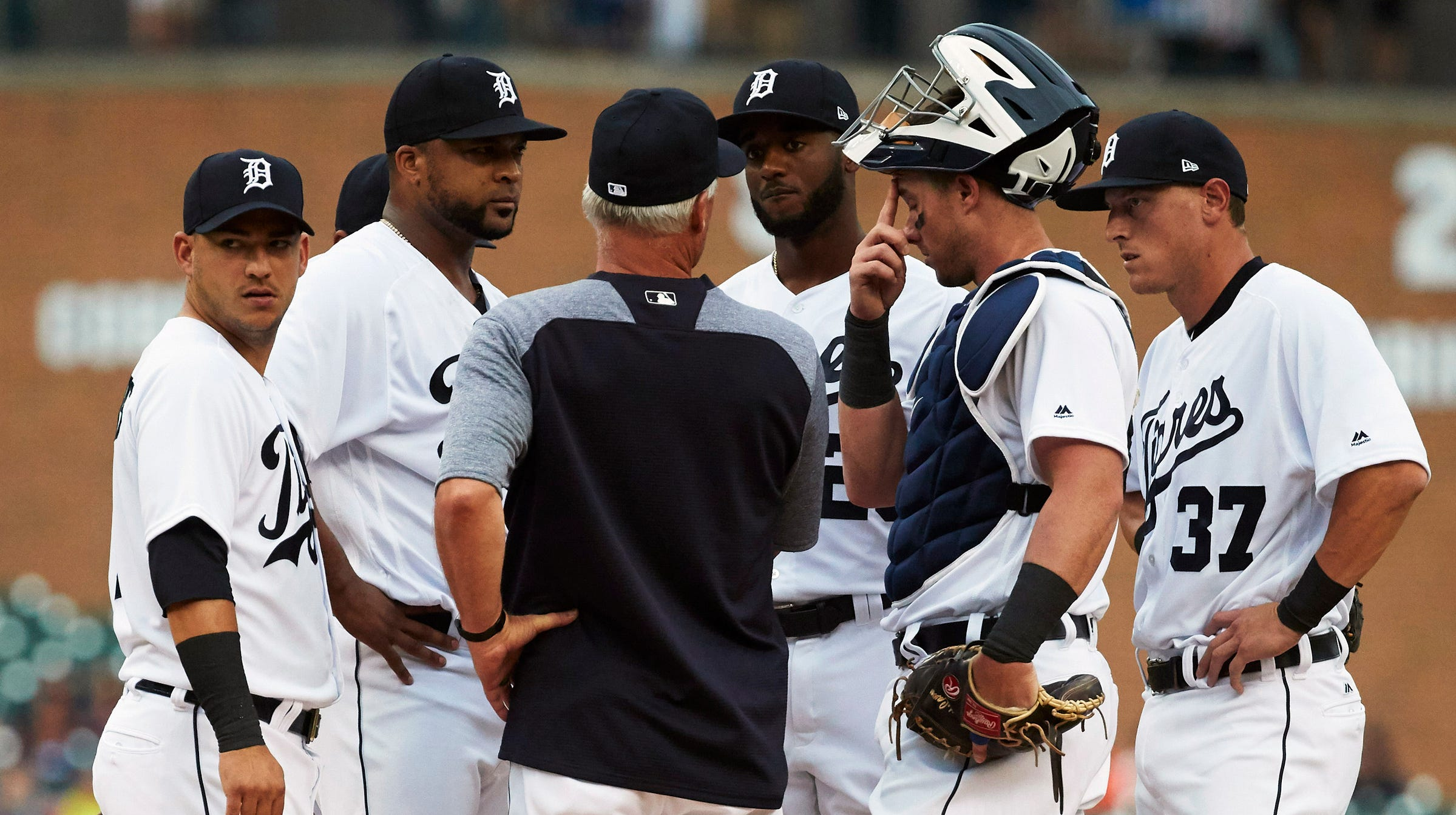 How Detroit Tigers future is being shaped by Rick Anderson