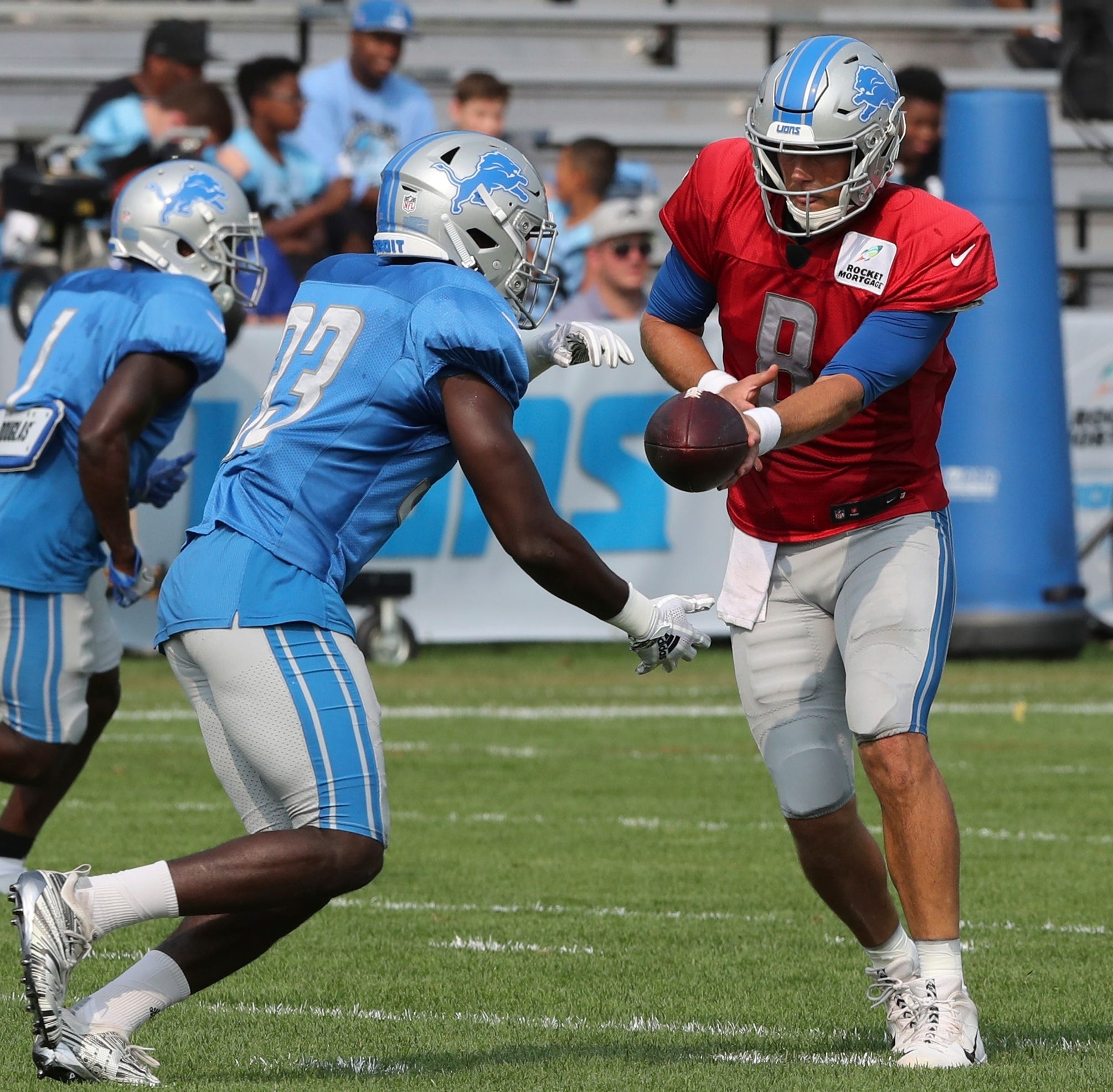 Detroit Lions preseason game: 7 to watch Friday vs. New York Giants