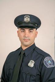 Detroit Police Officer Fadi Shukur