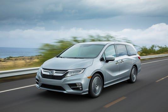 2019 Honda Odyssey 141