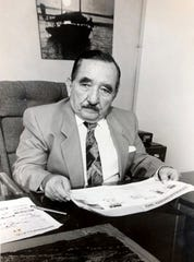 Enrique Mendez Irizarry in 1985, grandfather of Julio Ortiz Mendez and founder of Caguas Expressway Motors, now the largest dealership in Puerto Rico.