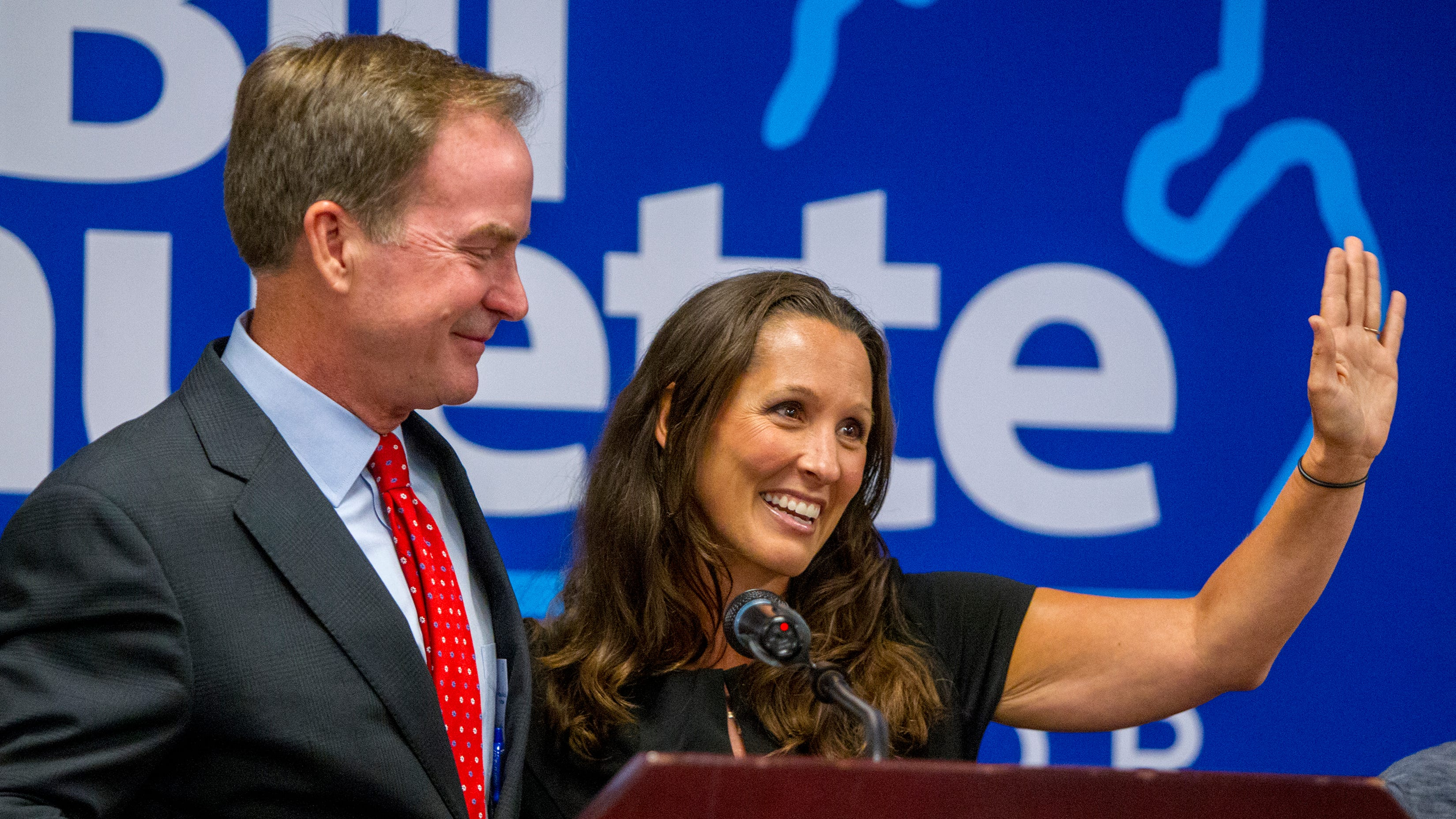 Meet Republican Bill Schuette's running mate, Lisa Posthumus Lyons