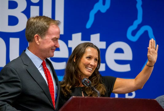 Bill Schuette selects Lisa Posthumus Lyons as his running mate