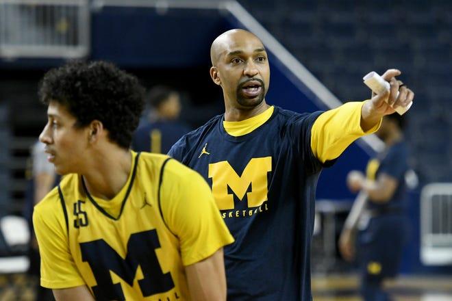 Interim head basketball coach Saddi Washington will guide Michigan during its trip to Spain.