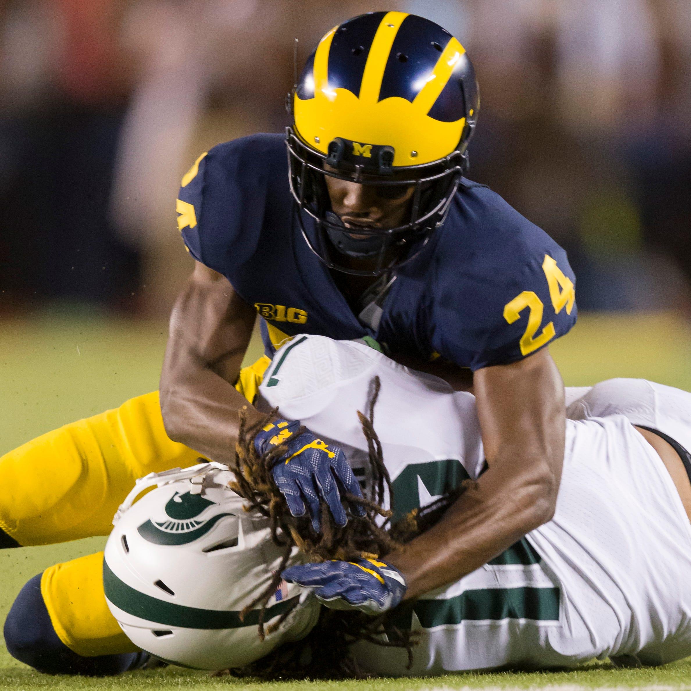 Mike Zordich: Michigan cornerbacks 'in a good place'