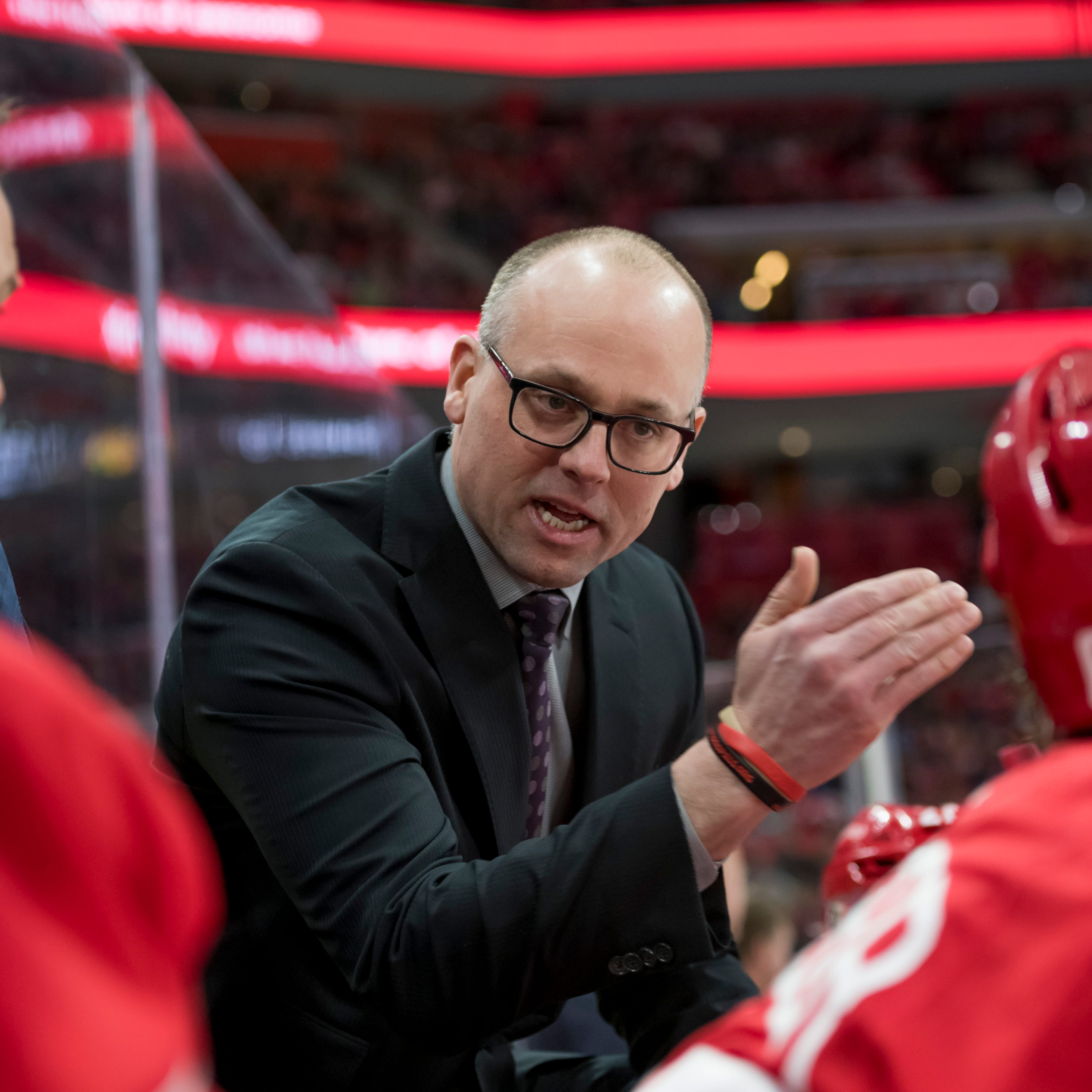 Henrik Zetterberg's health is huge question for Blashill as Red Wings camp nears