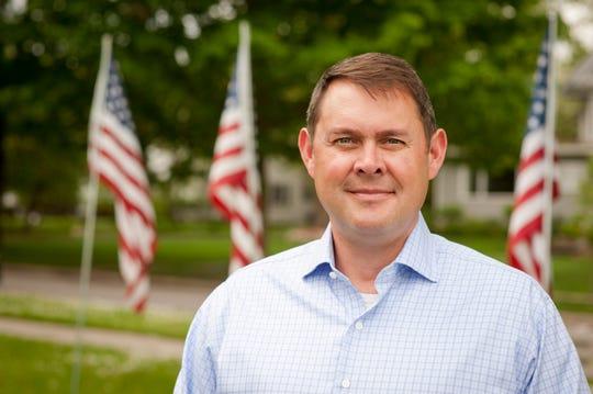 Matt Morgan is running for U.S. Congress in Michigan's 1st District