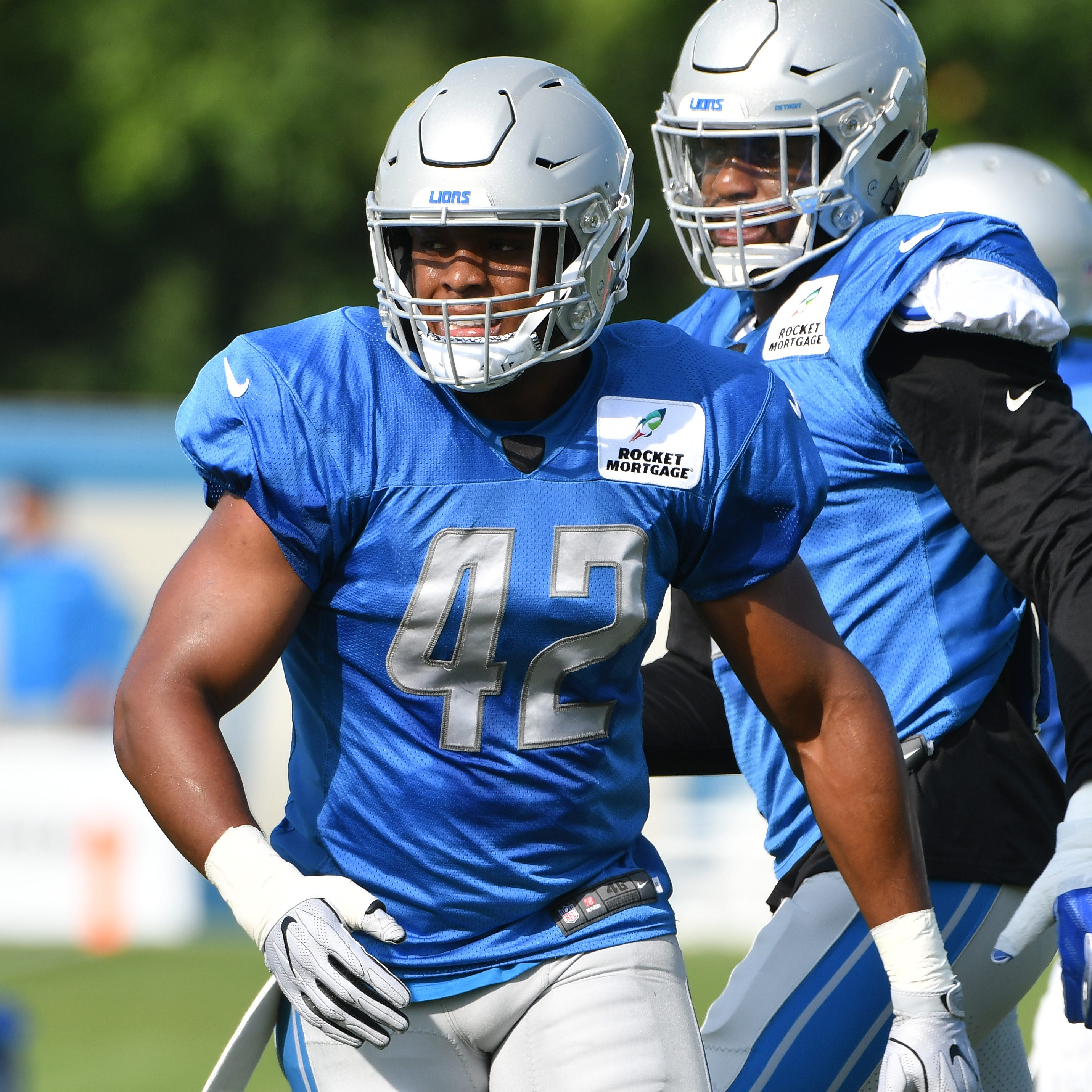 Lions camp observations: Devon Kennard gets on track