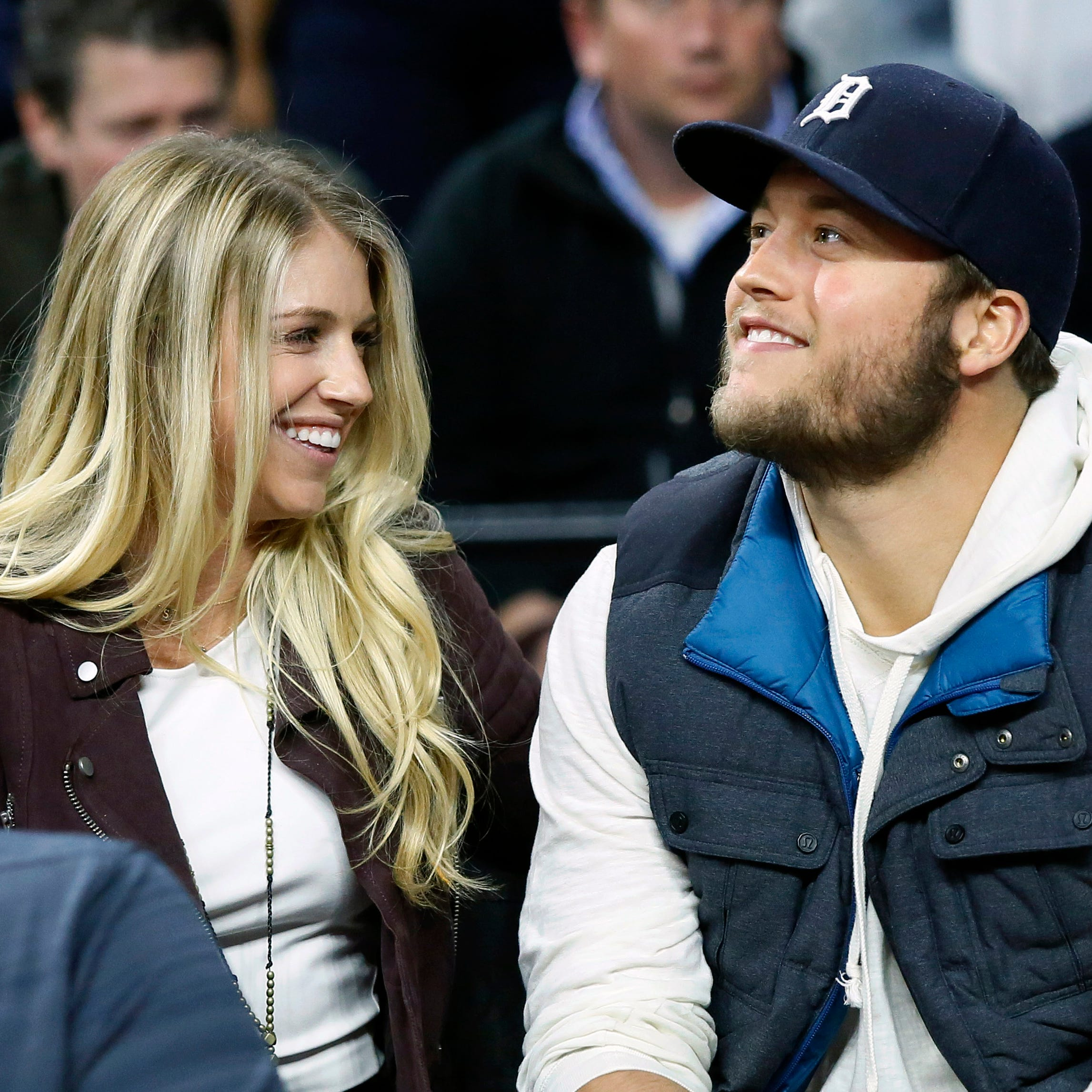 Kelly Stafford fires back after Jalen Ramsey's GQ comments