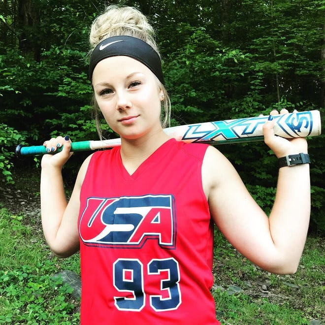Horseheads High School senior Jenna Elwood has been chosen to play on the 19U American International Select Team.