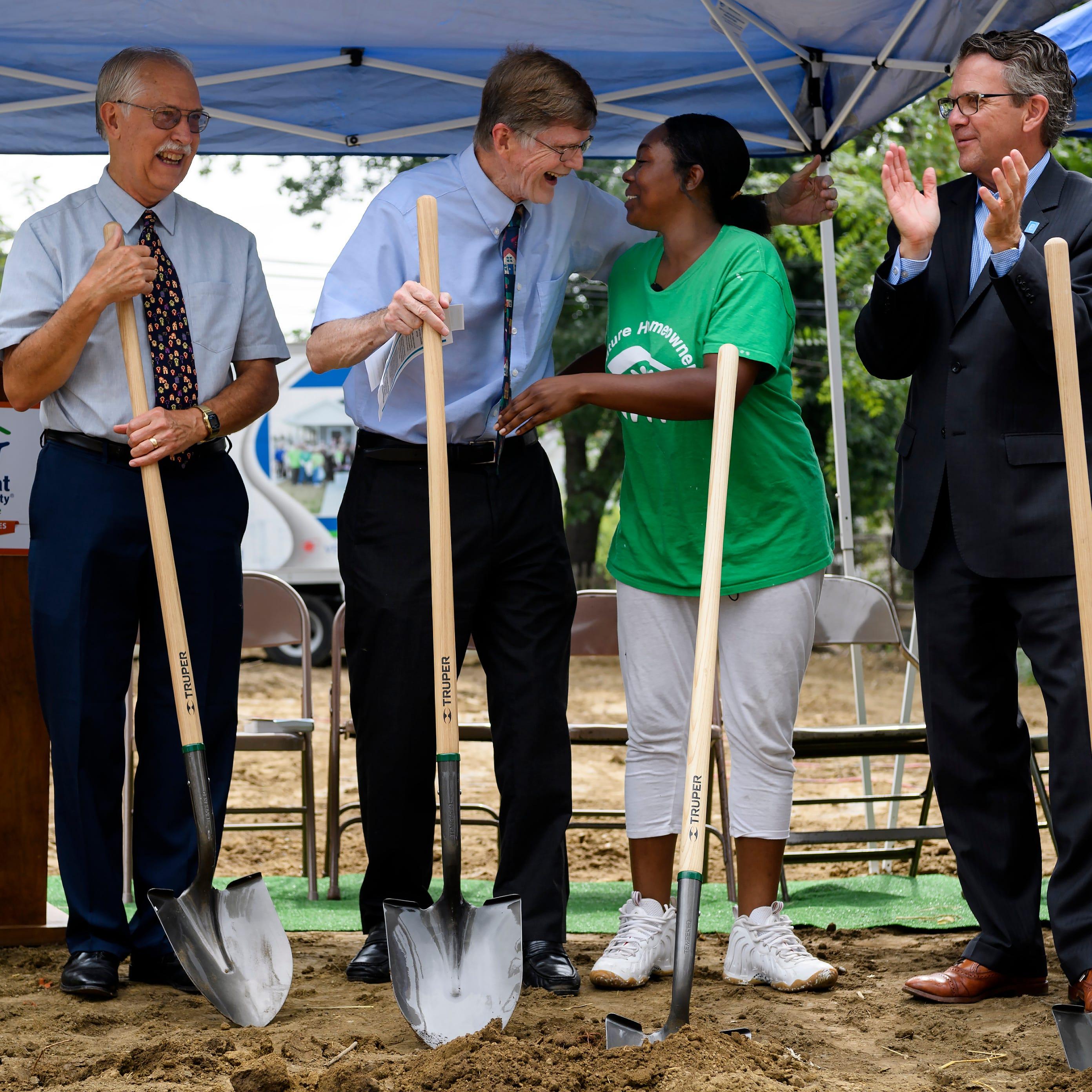 'Building neighborhoods:' Habitat of Evansville breaks ground on 500th home