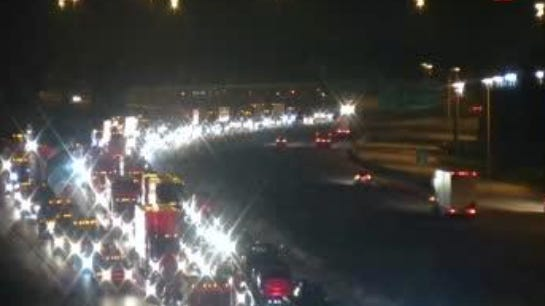 Naples man killed in crash on I-75 south of Alico Road late Tuesday night