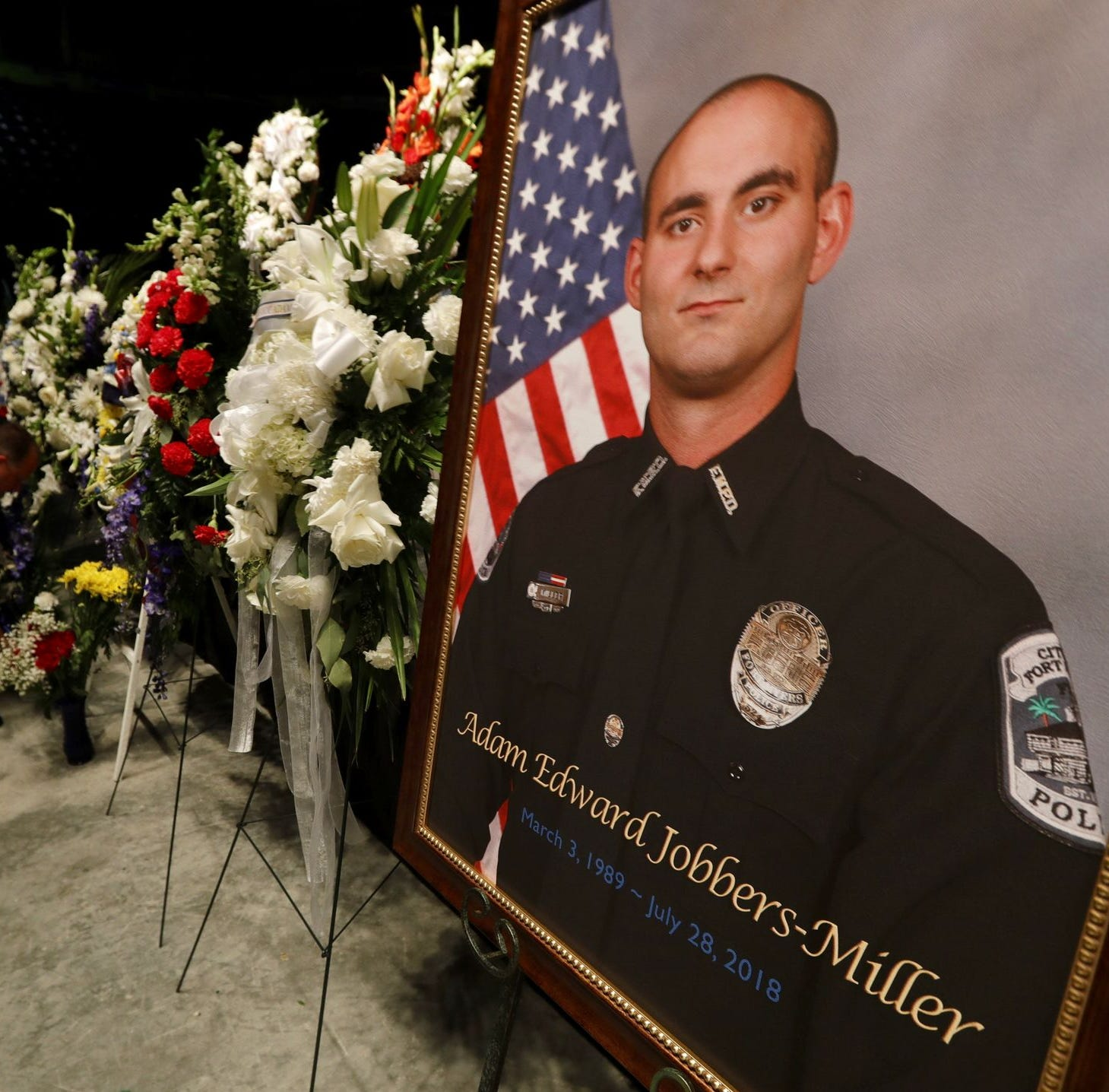 Fort Myers policeman Jobbers-Miller's name to be added to D.C. fallen officer's memorial