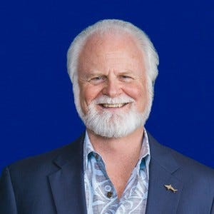 Michael P. Crosby is president and CEO of Mote Marine Laboratory & Aquarium in Sarasota.